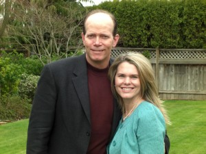 Dave and Sheryl Balthrop