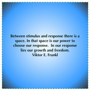 Frankl space quote
